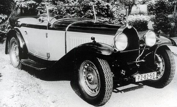 Bugatti Type 46 & 50 - The Big Bugattis: A Review