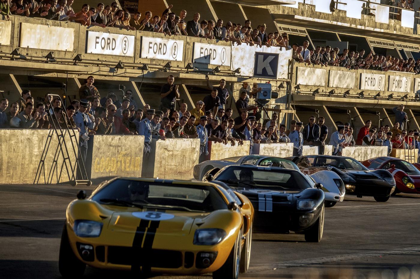 Movie Review Ford V Ferrari